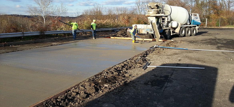 Concrete-Pad